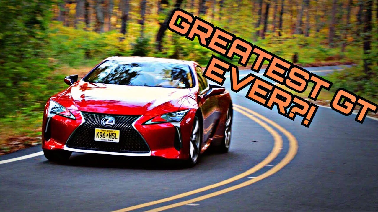 2018 lexus lc 500 it might be one of the best gt cars ever made youtube. Black Bedroom Furniture Sets. Home Design Ideas