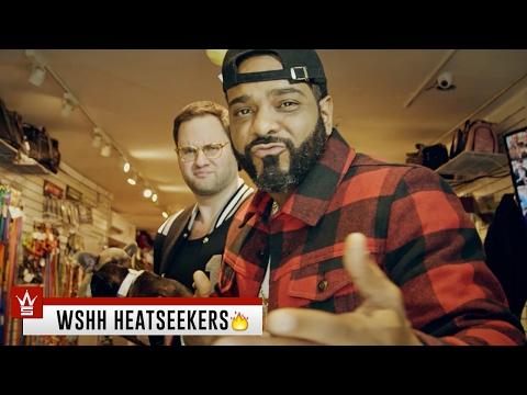 "Will Roush Feat. Jim Jones ""Bruh Bruh"" (WSHH Heatseekers - Official Music Video)"