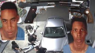 갱단이 엘에이 마약단속반에 총격 LAPD NarcEnf…