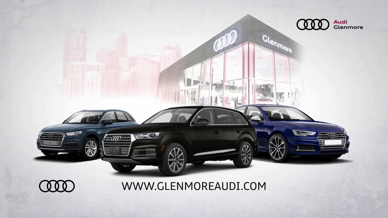 Glenmore Audi June Incentives YouTube - Audi incentives