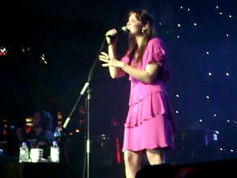 Mandy Moore Live In Manila (Only Hope)