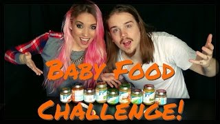 The Baby Food Challenge!