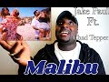 Jake Paul ft.Chad Tepper - Malibu (Official Music Video) |Reaction|