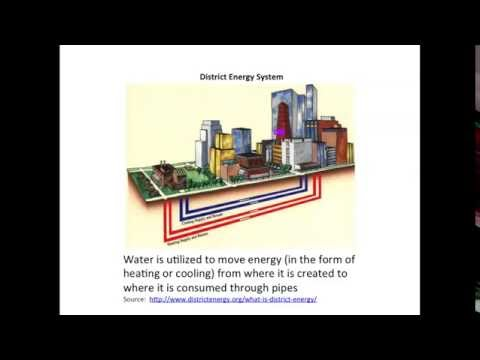Resilient Energy Systems: District Energy and Microgrids