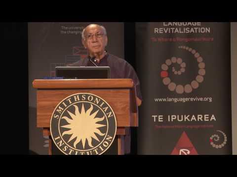 Guest Lecture - Adjunct Professor Tīmoti Kāretu