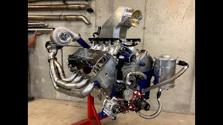 Twin Turbo Hemi Jet Boat Update: Finnegan