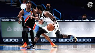 Kyrie Irving Highlights | 25 Points Vs. Thunder