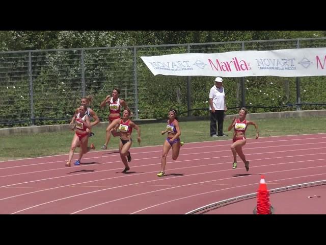 200 SF45 Serie 1-Campionati Italiani Master-Arezzo-01/07/2018