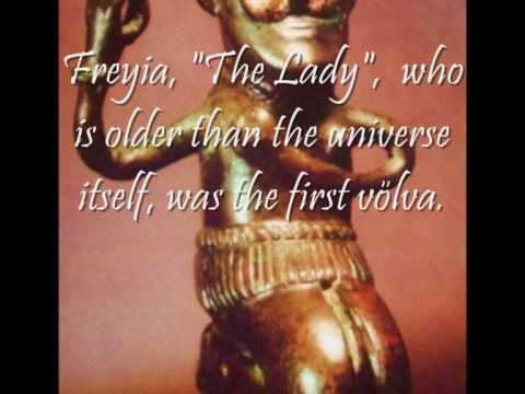 BURNING THE WITCH! The Initiation of Freya and the loss of Wisdom in Old Norse Myths