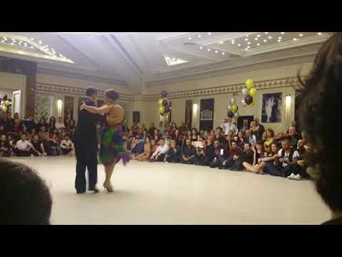 Simone Facchini & Gioia Abballe. Dishas Que Vivi-R.Biagi. Sultans Of İstanbul tango Fest. 2017