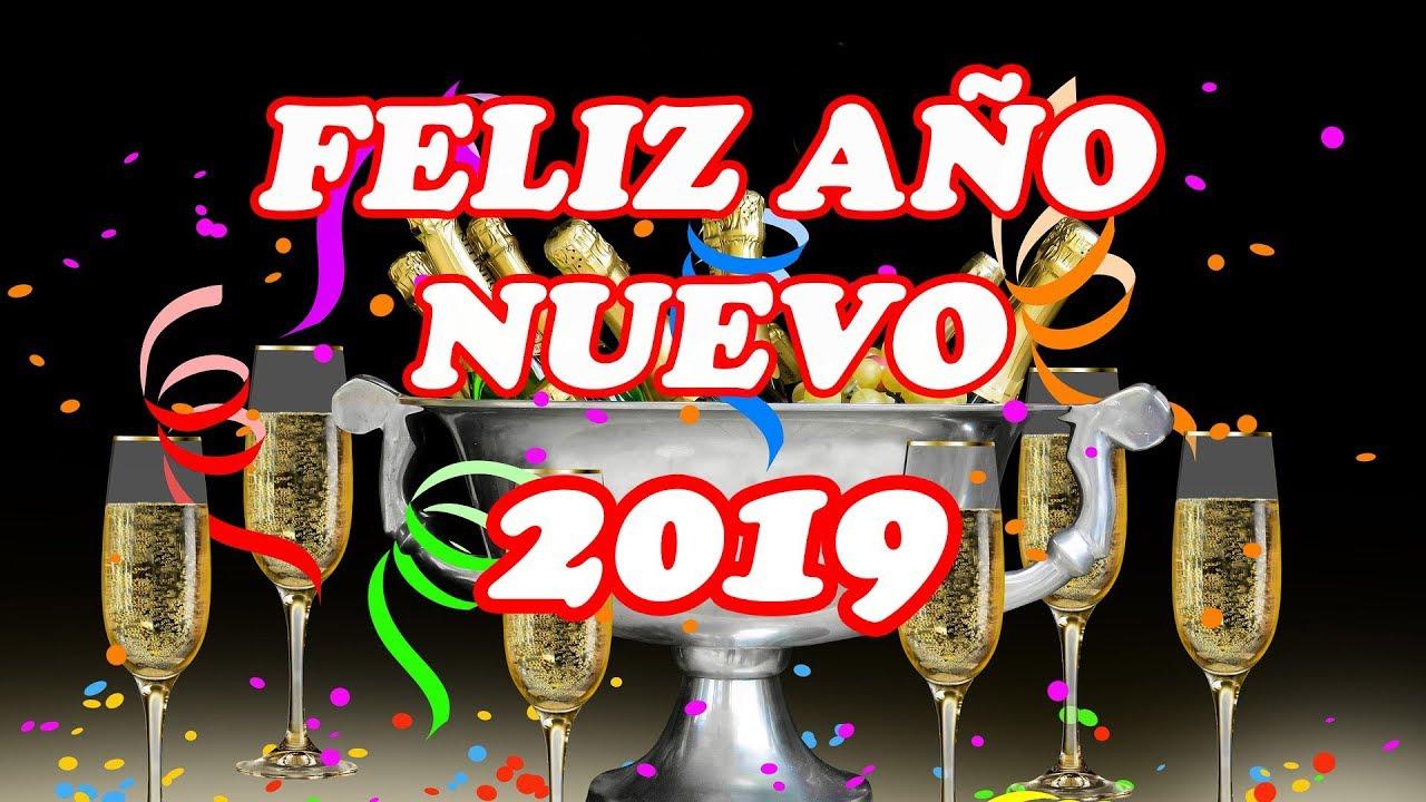 Frases De Año Nuevo 2019 Felicitaciones De Año Nuevo 2019 Bonitos Mensajes