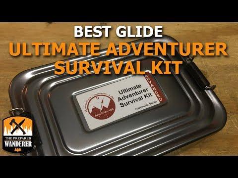 Best Glide Ultimate Adventurer Survival Kit
