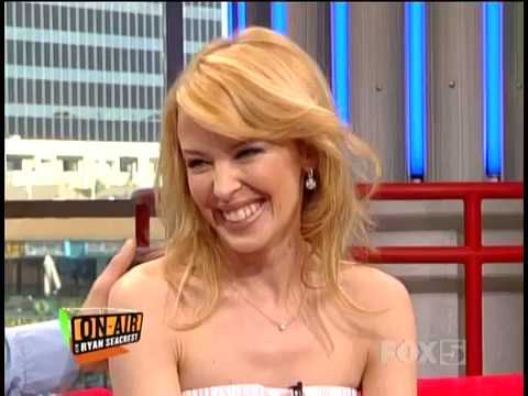 Kylie Minogue - Interview - On Air With Ryan Seacrest - 2004