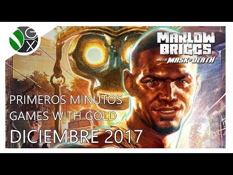 Primeros Minutos / Games with Gold de Diciembre 2017 / Marlow Briggs y la Mascara de la Muerte