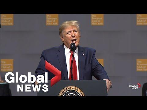 Trump Takes More Shots At U.S. Federal Reserve