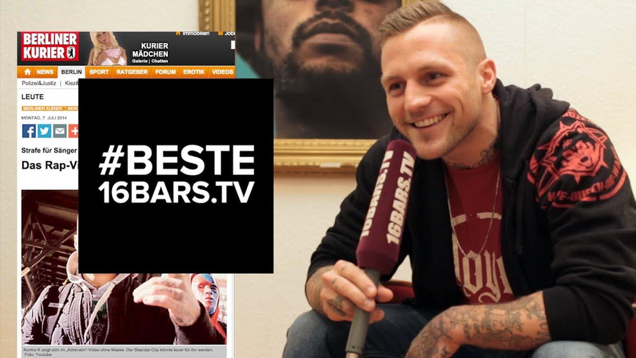 BESTE mit Kontra K: Tattoos, DePeKa  - Kontra K Tattoos
