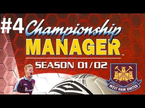 CHAMPIONSHIP MANAGER 01/02 🏆 - Episode 4 - ERROR V3.9.60 INDEX.CPP 5773