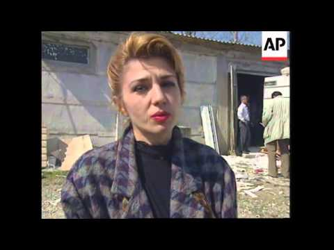 ALBANIA: FOREIGN AID BEGINS TO FLOW INTO COUNTRY