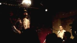 Herman Dune - My Baby is Afraid of Sharks - Toronto 2008-10-02 El Mocambo