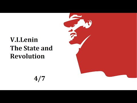 V.I. Lenin - 1917 - The State and Revolution - Chapter 3 The Paris Commune of 1871 - (4/7)