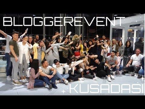 AUFMARSCH DER BLOGGER - XXL KUSADASI VLOG | Dilara Kaynarca