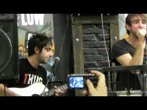 Weightless Acoustic  All Time Low 10512  Baltimore, MD
