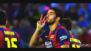 FC Barcelona - Top 20 Goals 2014/15 | English Commentary | HD