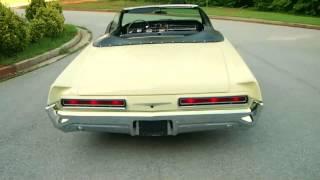 Walk Around 1966 Pontiac Bonneville For Sale V8 389