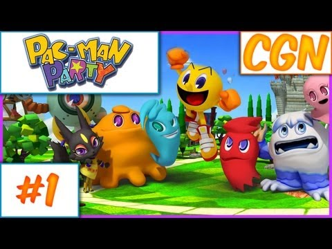 Pacman Party - Ep1 W/ The Creatures (CGN)