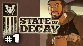 OPEN WORLD ZOMBIE GOODNESS - State of Decay w/ Nova Ep.1