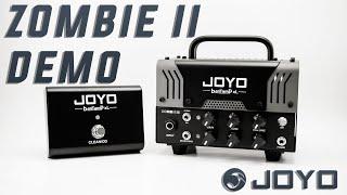 Joyo Bantamp XL Zombie II Mini Hybrid Tube Amp Demo/Overview