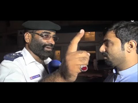 Traffic police ki laparwahi aur rishwat khori - Khufia Operation, 18 Oct 2015