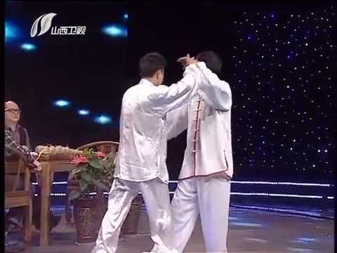Wuxing Rou Shu, Southern Shaolin Five Phase Soft Skills tv special