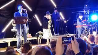 Ева Польна. Live. 15.08.2019. Санкт-Петербург. Roof Place.
