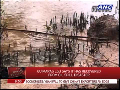9 years after oil spill, Guimaras still haunted by disaster