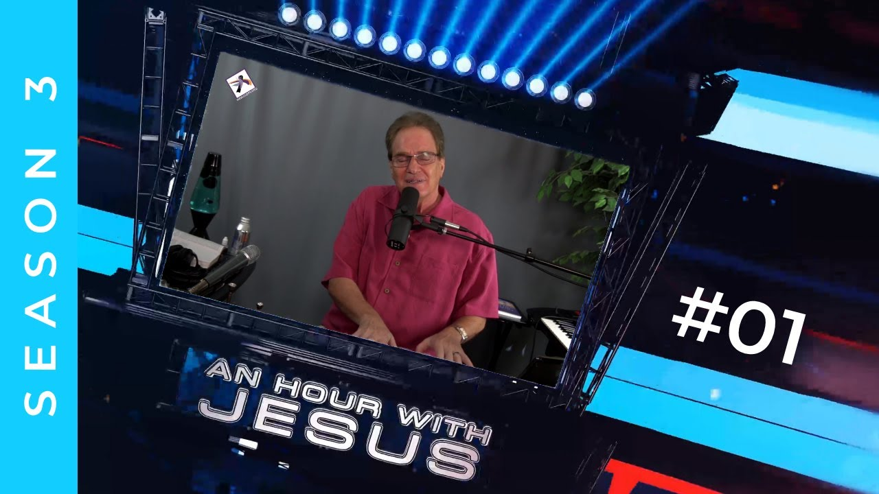 Download REPLAY: An Hour With #Jesus S03E01 // A live #worship session with Terry MacAlmon