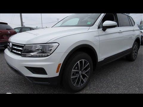 2019 Volkswagen Tiguan Baltimore MD Parkville, MD #O9085260 - SOLD