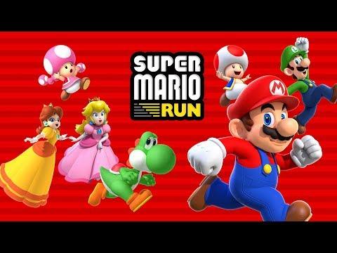 Super Mario Run Applications Sur Google Play