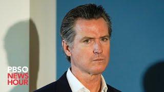 WATCH: California Governor Gavin Newsom gives coronavirus update -- June 30, 2020