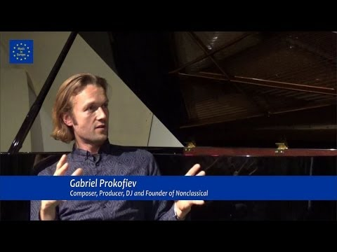 Gabriel Prokofiev - Music in Europe : DIALOG (en)