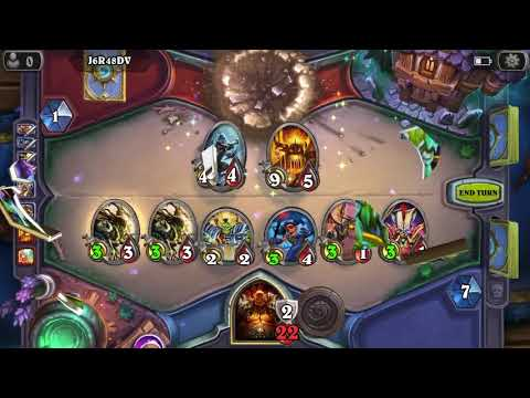 HearthStone Mobile Gameplay EP#1
