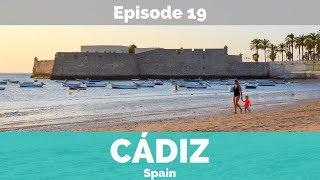 CÁDIZ, SPAIN      Pros, Cons, & Budget Tips     Episode 19     Beaches, Bikes & Flamenco