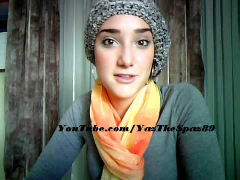How To Wear A Beanie Hijabi Style Amp INFO About The