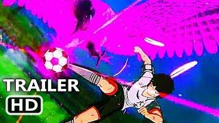 "PS4 - Captain Tsubasa ""Rise of New Champions"" Trailer (2020)"