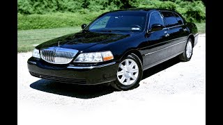 My Second Car: A 2011 Lincoln Town Car -Experience by Charles Smith