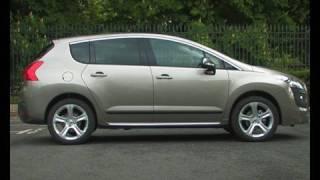 Essai Peugeot 3008 2009