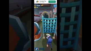 Subway 👰Princess runner ;Tag🤖Character : Fast Run    Subway surfers    Run Game in Android phone📱ios