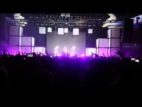 PERFUME(パフューム)ENTER THE SPHERE & SPRING OF LIFE (HOLLYWOOD PALLADIUM) WORLD TOUR 3RD