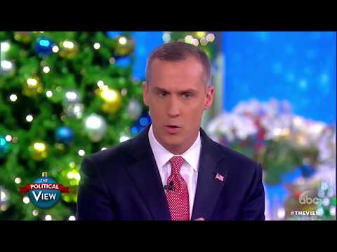 Former Trump Campaign Manager Corey Lewandowski On Roy Moore, Russia Probes, & More | The View