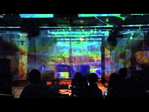 Hataken - analogue hardware live at Heartbeat #1
